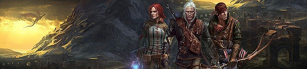 The Witcher 2: Assassins of Kings - Specialsite zum potentiellen Rollenspiel-Hit made in Poland