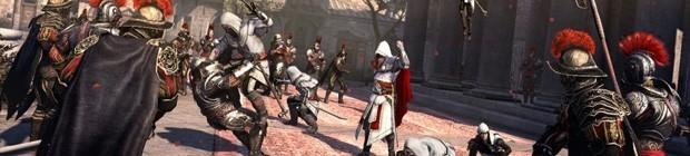 Assassin's Creed: Brotherhood - Auf nach Rom! Fünf Gründe, warum Ezio wieder begeistern wird ...