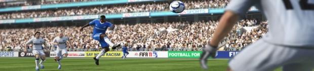 FIFA 11 - Dem Ziel der Perfektion einen Schritt näher und PES zwei voraus?