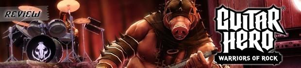 Guitar Hero 6: Warriors of Rock - Review