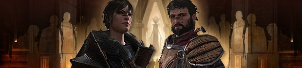 Dragon Age 2 - Mein Demo-Schnuppertrip mit Marian & Garrett Hawke