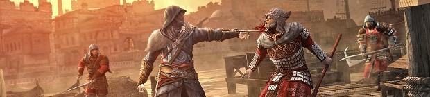 Assassin's Creed: Revelations - Das vorzeitige Finale: Zwei Assassinen meucheln besser als einer