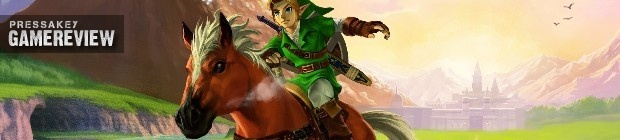 The Legend of Zelda: Ocarina of Time 3D - Review