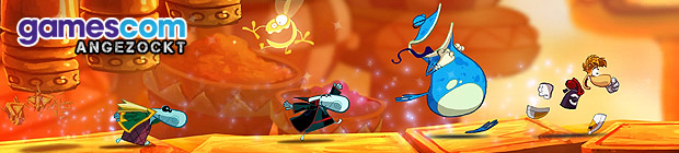 Rayman Origins - Preview