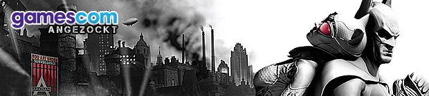 Batman: Arkham City - Preview