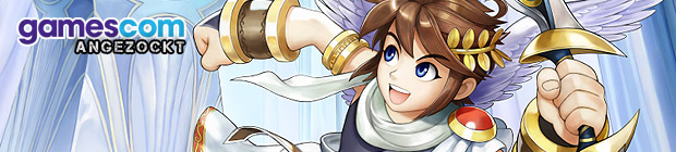 Kid Icarus: Uprising - Preview