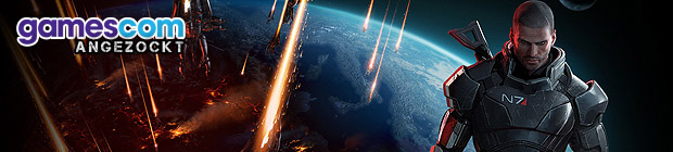 Mass Effect 3 - Preview
