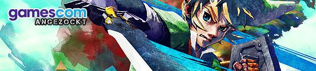 The Legend of Zelda: Skyward Sword - Preview