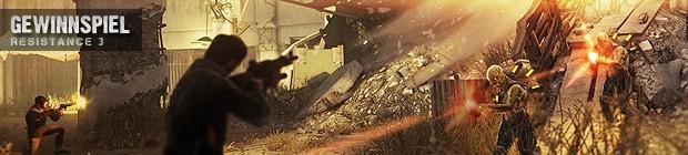 Resistance 3 - Gewinnspiel