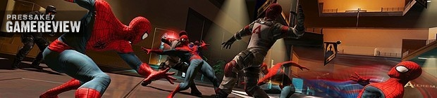 Spider-Man: Edge of Time - Review