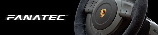 Der Porsche für Zuhause - Fanatec mit neuem Multiplattform-Wheel
