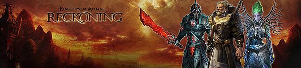 Kingdoms of Amalur: Reckoning - Neue Specialsite & Gewinnspiel zum Action-Rollenspiel gestartet