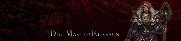 Die Magierklassen