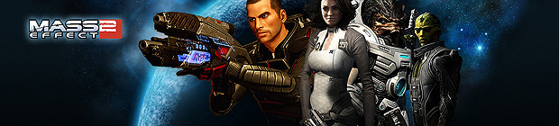 Mass Effect 2 - Specialsite