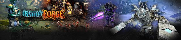 BattleForge - Specialsite