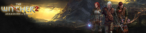 The Witcher 2: Assassins of Kings - Specialsite