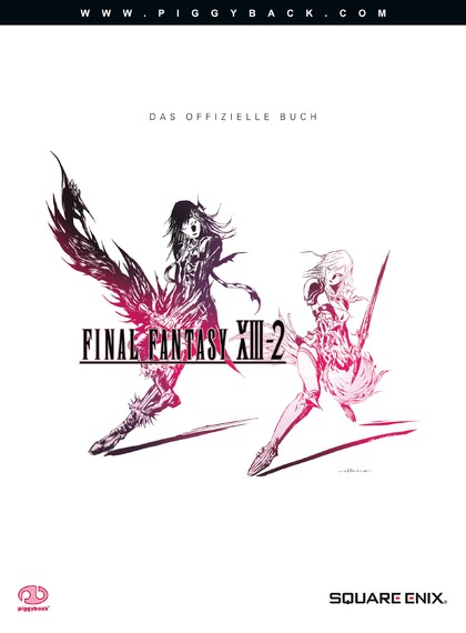 Final Fantasy XIII-2 - Das offizielle Buch