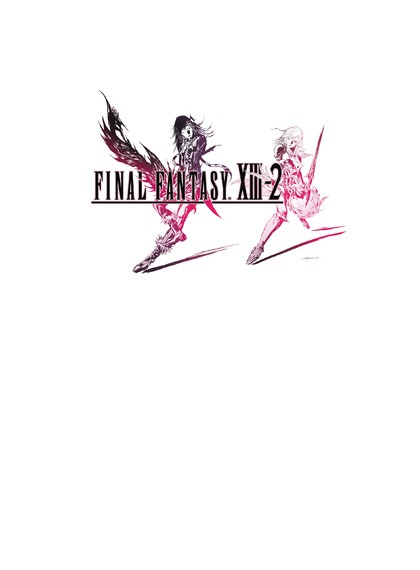 Final Fantasy XIII-2 - Das offizielle Buch Collector's Edition