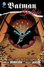 Batman: Legenden des Dunklen Ritters: Gothic