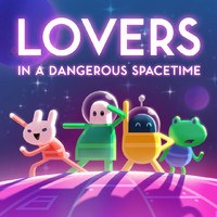 Lovers in a Dangerous Spacetime - Achievements