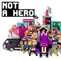 Not A Hero - Trophies