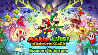 Mario & Luigi: Superstar Saga + Bowsers Schergen - Review