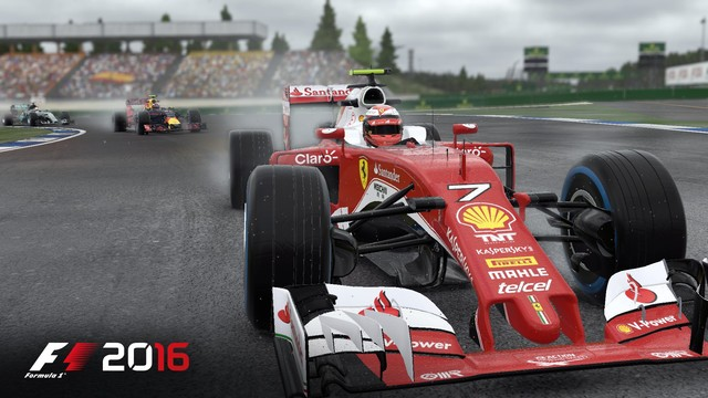 F1 2016 - Review