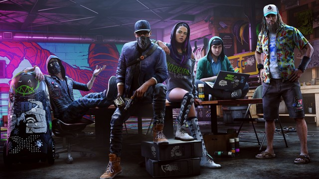 Watch Dogs 2 - Review