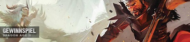 Dragon Age 2 - Gewinnspiel