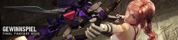 Final Fantasy XIII-2 - Gewinnspiel