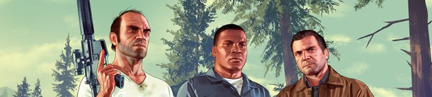 Grand Theft Auto V - Review