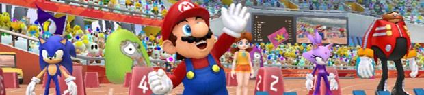 Mario & Sonic bei den Olympischen Spielen: London 2012 - Review