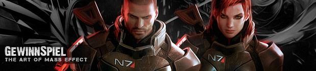 Mass Effect 3 - Gewinnspiel