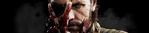 Metal Gear Solid 5: The Phantom Pain - Gewinnspiel
