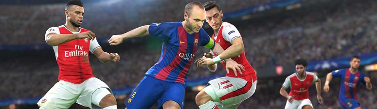 Pro Evolution Soccer 2017 - Review