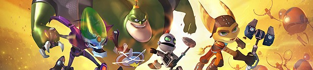 Ratchet & Clank: All 4 One - Review