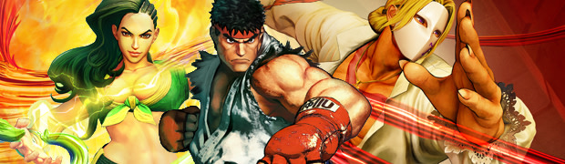 Street Fighter V - Review