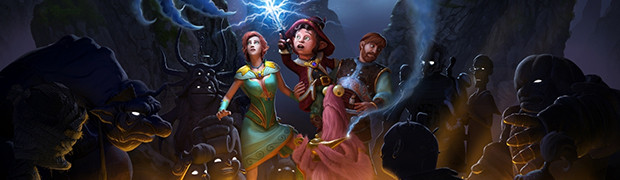 The Book of Unwritten Tales 2 - Review