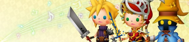 Theatrhythm: Final Fantasy - Review
