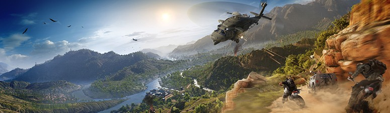 Tom Clancy's Ghost Recon Wildlands - Review