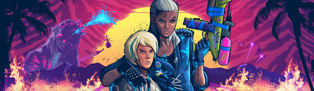 Trials of the Blood Dragon - Review