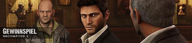 Uncharted 3: Drake's Deception - Gewinnspiel
