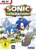 Sonic Generations - Boxart