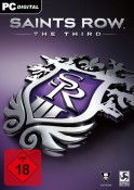 Saints Row: The Third - Boxart