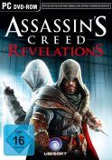 Assassin's Creed: Revelations - Boxart