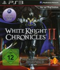 White Knight Chronicles II - Boxart