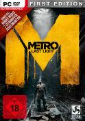 Metro: Last Light - Boxart