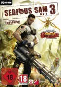 Serious Sam 3: BFE - Boxart