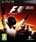 F1 2011 - Boxart