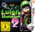 Luigi's Mansion: Dark Moon - Boxart